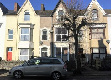 Thumbnail 6 bedroom terraced house for sale in Eaton Cresent, Swansea