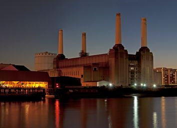 Thumbnail 2 bed flat for sale in Dawson, Circus West, Battersea Power Station, London