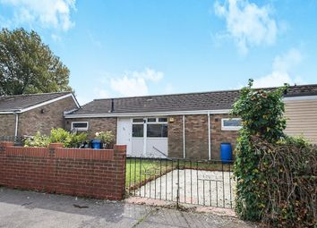 Thumbnail 1 bed bungalow for sale in Cookbury Close, Bransholme, Hull
