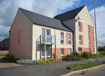 Thumbnail 2 bed flat for sale in Younghayes Road, Cranbrook, Near Exeter