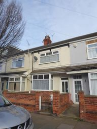 Thumbnail 3 bed terraced house to rent in Brereton Avenue, Cleethorpes