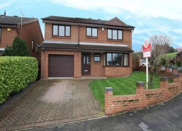 Thumbnail 5 bed detached house for sale in Raven Drive, Thorpe Hesley, Rotherham, South Yorkshire