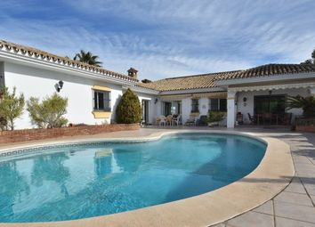 Thumbnail 3 bed villa for sale in Spain, Málaga, Mijas, Mijas Costa, La Sierrezuela