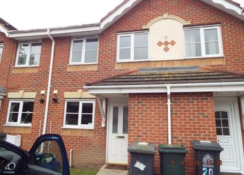 Thumbnail 2 bedroom town house to rent in Moathouse Way, Conisbrough