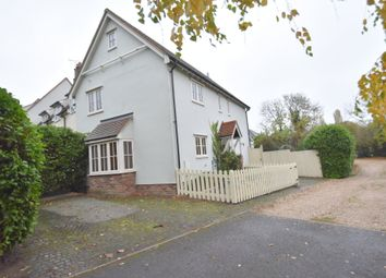 Thumbnail 3 bed end terrace house for sale in Applegates Meadow, Church Road, Great Yeldham, Halstead