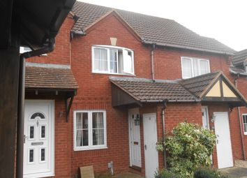 Thumbnail 2 bed terraced house to rent in Greensand Close, Swindon