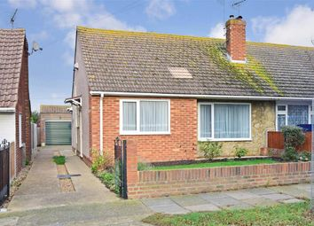 Thumbnail 2 bed semi-detached bungalow for sale in Quex View Road, Birchington, Kent