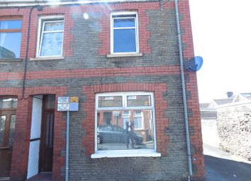 Thumbnail 2 bed end terrace house to rent in Salop Street, Caerphilly