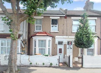 Thumbnail 4 bed terraced house for sale in Hall Road, East Ham, London