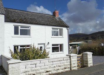 Thumbnail 3 bed semi-detached house for sale in Nant-Oer, Rosebush, Clynderwen, Pembrokeshire