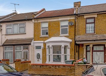 Thumbnail 3 bed terraced house for sale in Halley Road, Forest Gate, London