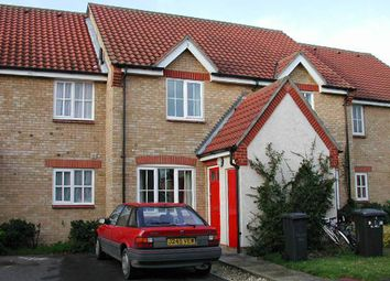 Thumbnail 2 bedroom terraced house to rent in Blackthorn Close, Cambridge