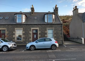 Thumbnail 2 bedroom end terrace house for sale in Macduff, Aberdeenshire