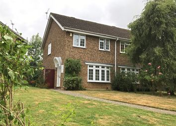 Thumbnail 3 bed semi-detached house for sale in Chittys Walk, Guildford, Surrey