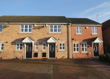 Thumbnail 2 bedroom terraced house to rent in Pools Brook Park, Kingswood, Hull