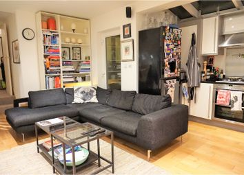 Thumbnail 2 bed flat to rent in St. Luke's Avenue, London