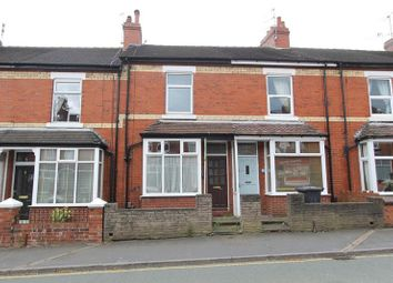 Thumbnail 2 bed terraced house for sale in Thistleberry Avenue, Newcastle-Under-Lyme