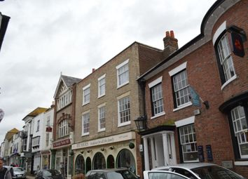 Thumbnail 2 bed flat for sale in High Street, Rye