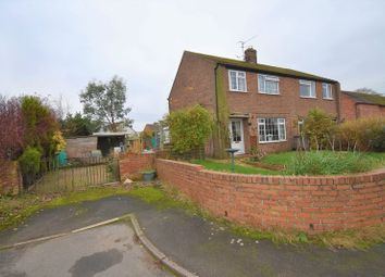 Thumbnail 3 bed semi-detached house for sale in 9 The Dell, Roddington, Shrewsbury