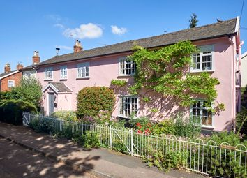 Thumbnail 4 bed cottage for sale in Church Street, Fressingfield, Eye