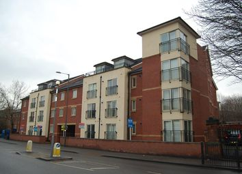 Thumbnail 2 bedroom flat to rent in Mill Gate, Ashbourne Road, Derby