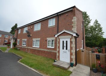 Thumbnail 2 bedroom flat for sale in Ashwood Parade, Hall Green, Wakefield