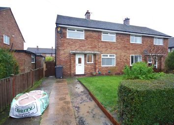 Thumbnail 3 bed semi-detached house to rent in Greenfield Drive, Lostock Hall, Preston