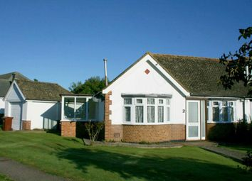 Thumbnail 2 bed bungalow to rent in Bahram Road, Polegate