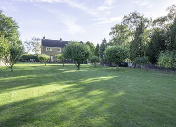 Thumbnail 4 bed detached house for sale in Buxtons Lane, Guilden Morden