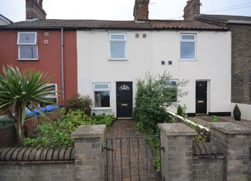 Thumbnail 3 bedroom terraced house for sale in Horn Hill, Lowestoft