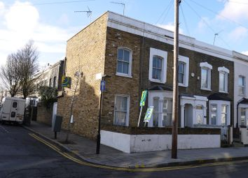 Thumbnail 1 bedroom end terrace house to rent in Clifden Road, London