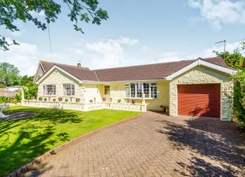 Thumbnail 3 bed detached bungalow for sale in Upperthorpe Road, Westwoodside, Doncaster