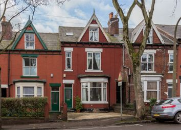 Thumbnail 4 bedroom terraced house for sale in Sheldon Road, Sheffield, South Yorkshire