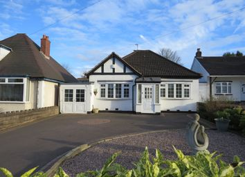 Thumbnail 3 bed detached bungalow for sale in Beeches Road, Great Barr, Birmingham