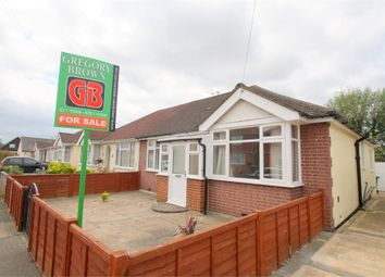 Thumbnail 3 bed semi-detached bungalow for sale in Farm Road, Staines-Upon-Thames, Surrey