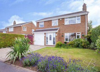 Thumbnail 3 bed detached house for sale in Southgate Road, Warsop, Mansfield