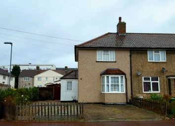 Thumbnail 2 bed end terrace house to rent in Langhorne Road, Dagenham