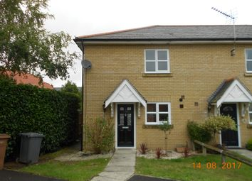 Thumbnail 2 bedroom end terrace house to rent in Maple Close, Rendlesham