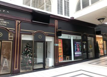 Thumbnail Retail premises to let in Arcade, Stirling