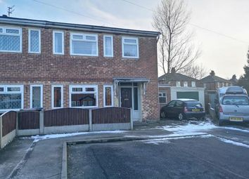 Thumbnail 3 bed semi-detached house for sale in Hartshead Avenue, Ashton Under Lyne, Tameside, Greater Manchester