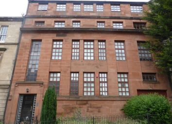 Thumbnail 2 bedroom flat to rent in Buccleuch Street, Glasgow
