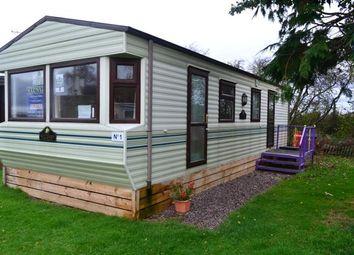 Thumbnail 2 bedroom mobile/park home for sale in 1 Seaview Caravan Park, Kinloss