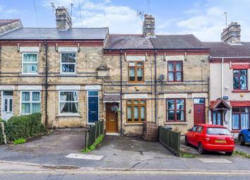 Thumbnail 2 bed terraced house for sale in Station Road, Hugglescote, Coalville