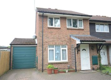 Thumbnail 3 bedroom semi-detached house to rent in Wispington Close, Lower Earley, Reading