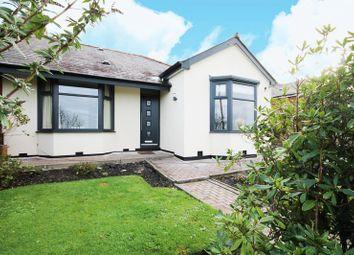 Thumbnail 2 bedroom semi-detached bungalow for sale in Horridge Fold Avenue, Over Hulton, Bolton, Lancashire.