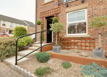 Thumbnail 4 bed semi-detached house for sale in Oak Drive, Barton-Upon-Humber