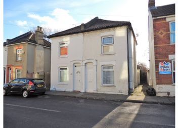 Thumbnail 2 bed semi-detached house for sale in Dover Road East, Gravesend