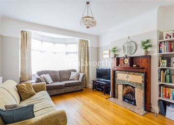 5 bed terraced house for sale in Madeira Road, London N13