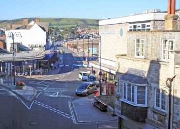 Thumbnail 1 bed flat to rent in Institute Road, Swanage