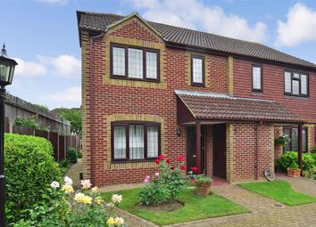 Thumbnail 2 bed end terrace house for sale in Matterdale Gardens, Barming, Maidstone, Kent